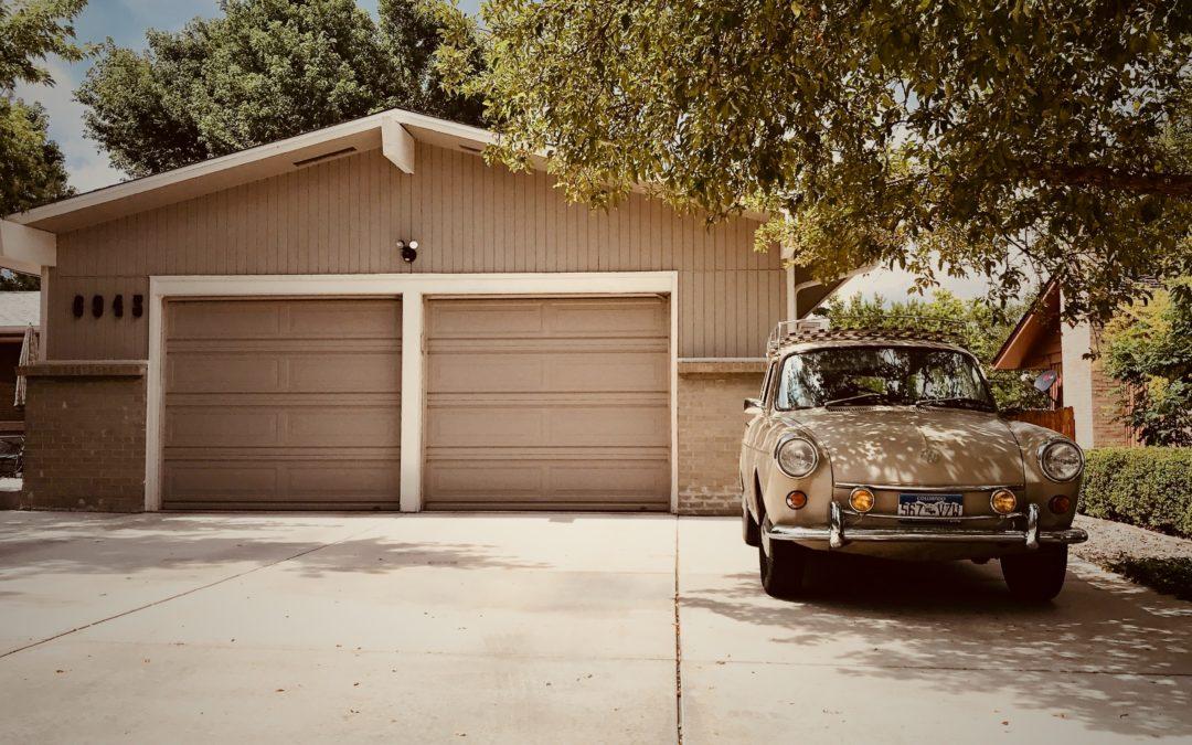 sécurité porte de garage